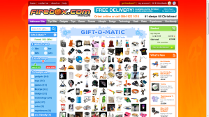 Firebox GiftFinder Screenshot