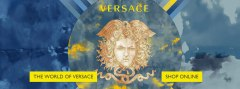 Versace website