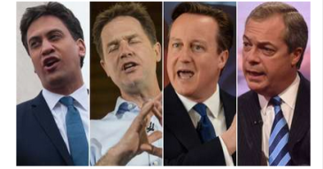 UK Political Leaders